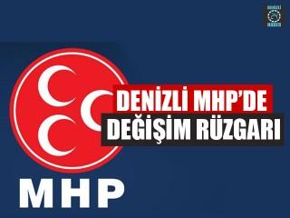 Denizli MHP'de Değişim Rüzgarı