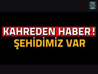 Mardin'den acı haber: Bir asker şehit, 2 asker yaralı