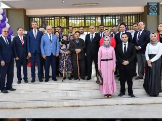 Naile-Mehmet Ali Uyanık Anadolu Lisesi Törenle Açıldı