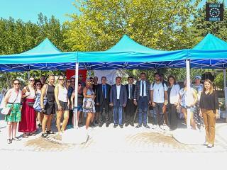 PAÜ, Prof. Dr. Fuat Sezgin Anısına Sergi Düzenledi