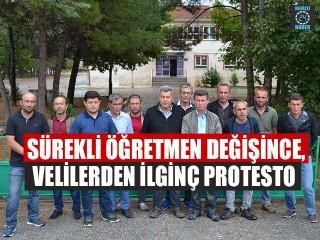 Sürekli Öğretmen Değişince, Velilerden İlginç Protesto