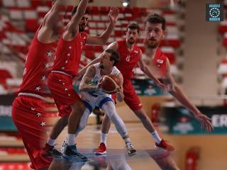 Denizli Basket, Eskişehir'de Fırtına Gibi Esiyor