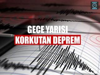 Denizli'de deprem son dakika - deprem son dakika