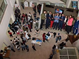 """Denizli'de """"Erasmus Days""""Avrupa Festivali Başladı"""