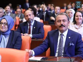 Milletvekili Şahin Tin, Rotamız Belli Hedefimiz Güçlü Türkiye!