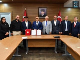 Ölçme ve Değerlendirme Merkezi Yapımı İçin Protokol İmzalandı