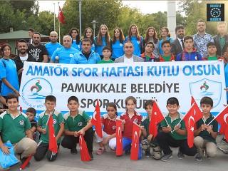 Pamukkale Belediyespor Büyüyor