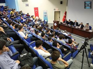 """PAÜ'de""""Ermenistan'ın İşgal Politikaları"""" Konulu Uluslararası Panel Yapıldı"""