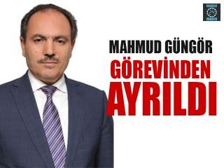 DESKİ Genel Müdürü Mahmud Güngör Görevinden Ayrıldı