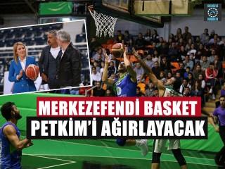 Denizli Basket Petkim'i Ağırlayacak