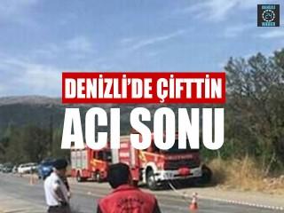 Denizli'kaza Ali İhsan Er ve eşi Dudu Er öldü