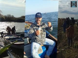 Foça'da Denizden amatör balıkçı Muharrem Sürücü'nün cansız bedeni çıkarıldı