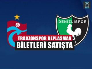 Trabzonspor Deplasman Biletleri Satışta