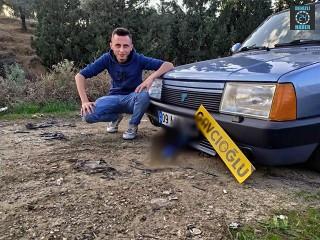 Aydın Köşk'te 2 otomobilin çarpışması sonucu Barış Kılıç hayatını kaybetti