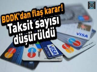 BDDK'dan tatile taksit sınırlaması