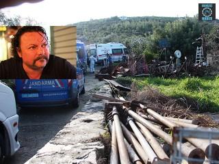 Bodrum'da ressam ve heykeltıraş Rıfat Koçak ölü bulundu