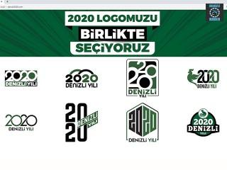 Denizli, 2020 logosunu seçiyor