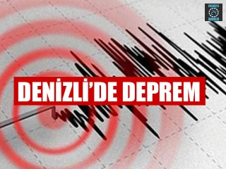Denizli'de deprem Manisa'daki Deprem Denizli'de de hissedildi
