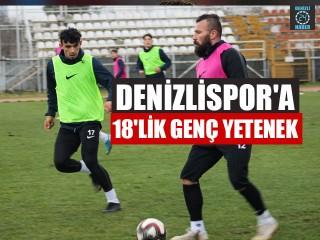 Denizlispor'a 18'lik Genç Yetenek