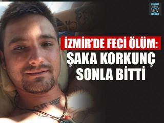 Konak'ta Destan Arda feci şekilde hayatını kaybetti