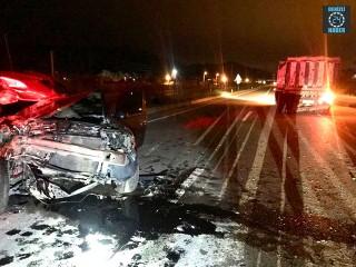 Muğla Fethiye'deki kazada otomobil ile kamyona çarptı Bahar Sevinç hayatını kaybetti