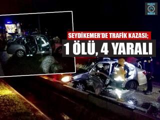 Muğla Seydikemer'deki kazada Ali Arslan hayatını kaybetti