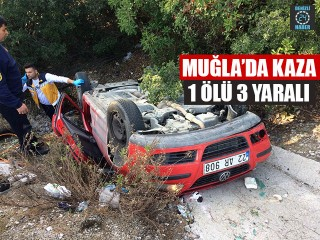 Muğla'daki Kazada Turgut Pekgönenç Hayatını Kaybetti