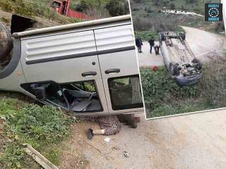 İzmir Ödemiş'teki kazada Safiye Taş hayatını kaybetti