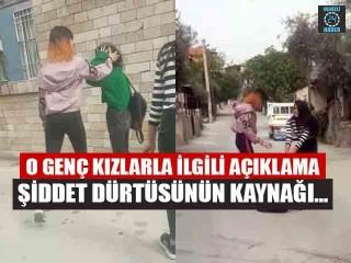 O Genç Kızlarla İlgili Açıklama Şiddet Dürtüsünün Kaynağı…