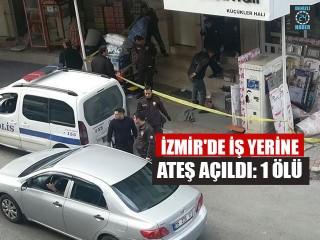 İzmir Bayraklı'daki cinayette Coşkun Küçük tabancayla öldürüldü