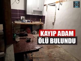 İzmir Tire'de Yılmaz Şakran ölü bulundu