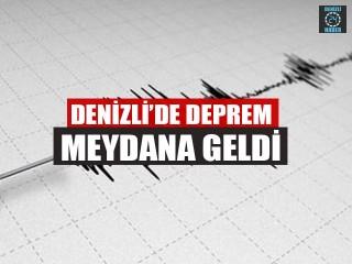 Aydın'daki Deprem Denizli'de de hissedildi