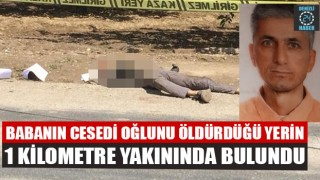 Çivril'de oğlunu öldüren katil baba intihar etmiş