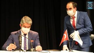 Marmaris belediyesi tarafından koronavirüsten etkilenen işletmelere yardım