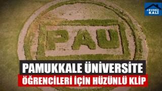 Pamukkale Üniversitesi Öğrencileri İçin Hüzünlü Klip