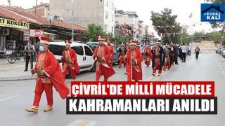 Çivril'de Milli Mücadele Kahramanları Anıldı