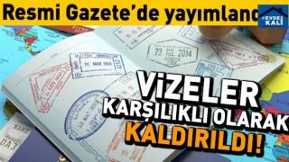 Türkiye ve Azerbaycan arasında vize kararı
