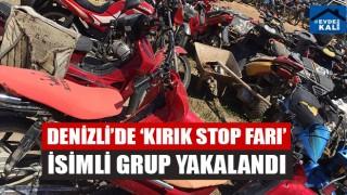 Kırık Stop Farı Çetesinin Kolunu Jandarma Kırdı 5 Genç Yakalandı