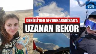 Denizli'den Afyonkarahisar'a Uzanan Rekor