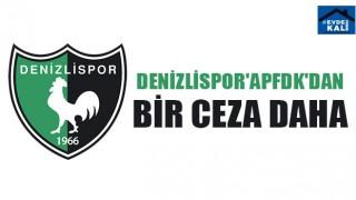 Denizlispor'a PFDK'dan Bir Ceza Daha