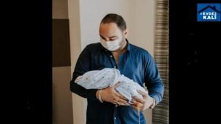 Genç İşadamı Eşref Ateş üçüncü kez baba oldu