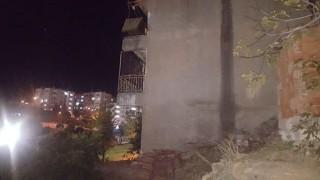 Karabağlar'da ikinci kattan düşen Eyüp Odunkıran öldü