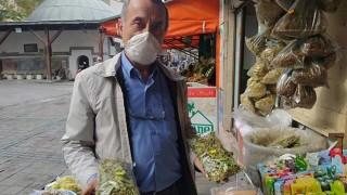 Kütahya'da ıhlamur fiyatı 220 lira