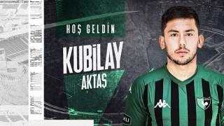 Denizlispor Kubilay Aktaş'ı kiraladı