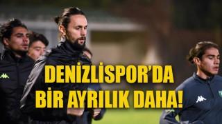 Denizlispor'da Neven Subotic sözleşmesini feshetti