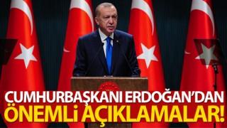 Cumhurbaşkanı Erdoğan açıkladı! Denizli yasağın kıyısından döndü