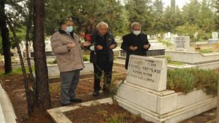 Kemal Tartılacı Unutulmadı