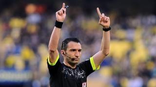 Ankaragücü-Denizlispor maçını Abdülkadir Bitigen yönetecek