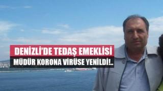 Denizli'de koronaya yakalanan Musa Türkyılmaz, hayatını kaybetti