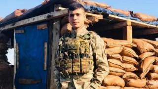 Irak'ta Uzman Çavuş Hakan Bali şehit düştü